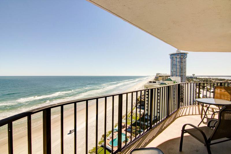 Updated Beach Condo-Jacuzzi & Balcony w/Ocean View - Image 1 - Daytona Beach - rentals