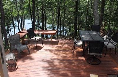 Pond Deck - 35 Duck Marsh Lane 127357 - Eastham - rentals