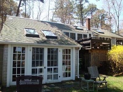 French Doors To Walk Out Level - 15 Way 625 127548 - Wellfleet - rentals