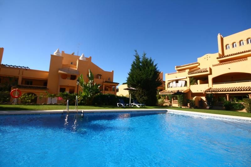 891 - 2 bed apartment, Santa Maria Village Elviria - Image 1 - Elviria - rentals