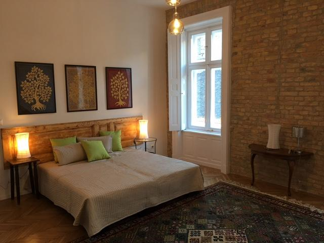 Bedroom 1 - Brand New 3 bedrooms and 3 bathrooms - Budapest - rentals