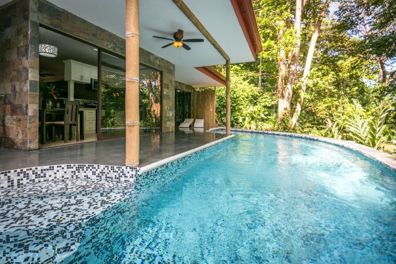 Exotic Casa Aracari, the perfect 2 BR jungle home! - Image 1 - Manuel Antonio National Park - rentals