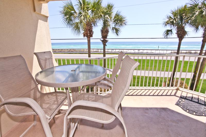 Direct Gulf View from balcony. - Direct Gulf View*Pet Friendly*8/20 & 8/27 Special - Destin - rentals