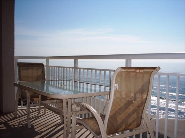 Peaceful Balcony view - Luxury Oceanfront Jewel with 3D TV *Great Rates! - North Myrtle Beach - rentals