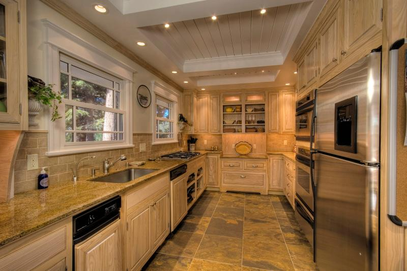 Cullen Tahoe City Luxury Rental Home - Hot Tub - Image 1 - Tahoe City - rentals