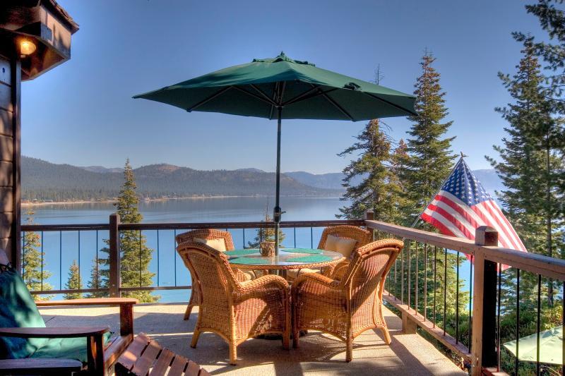 Gardner Lake View Rental Home - Hot Tub - Image 1 - Agate Bay - rentals