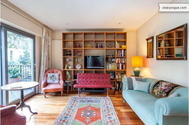 Reception - A beautiful, individual three-bedroom family home in Camden. - London - rentals