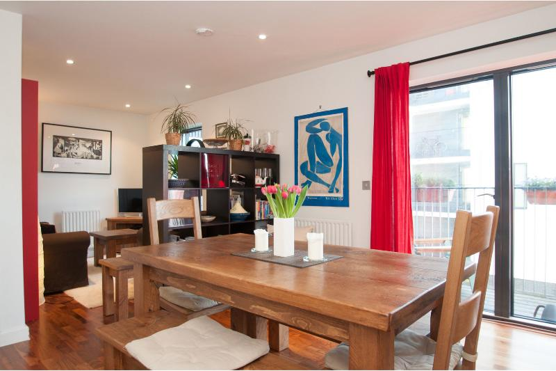 Contemporary one bedroom apartment in Dalston / Shoreditch. - Image 1 - London - rentals