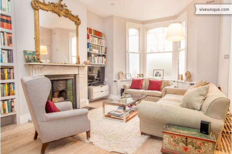 Reception - Notting Hill Vacation Rental in Kensington - London - rentals
