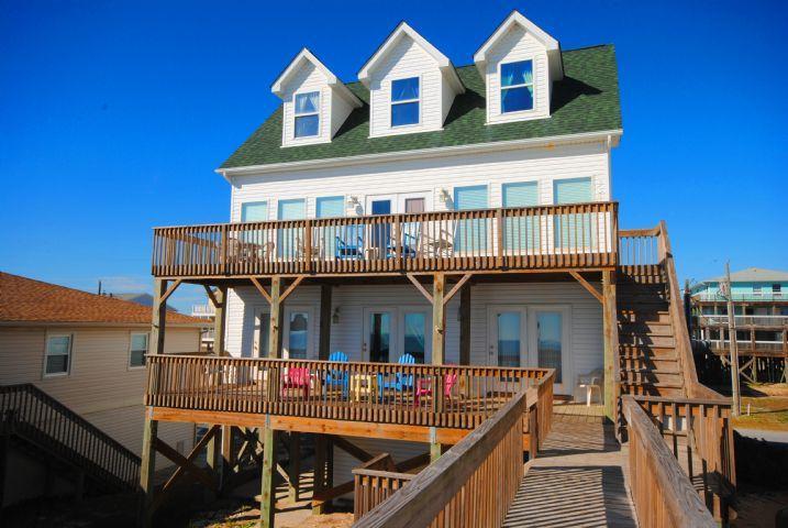 Heaven's Edge - Heaven's Edge - North Topsail Beach - rentals
