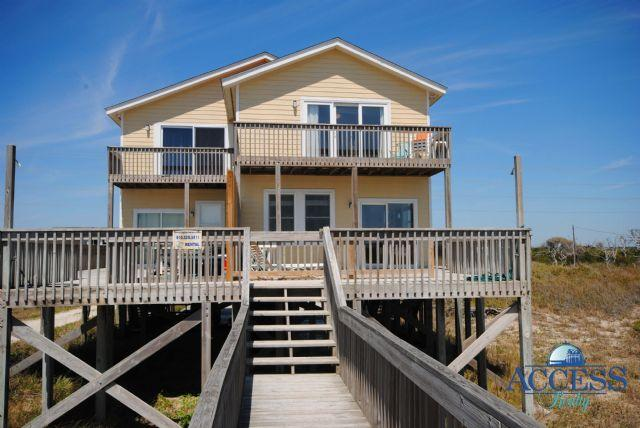 Almost Heaven  - Almost Heaven North - North Topsail Beach - rentals