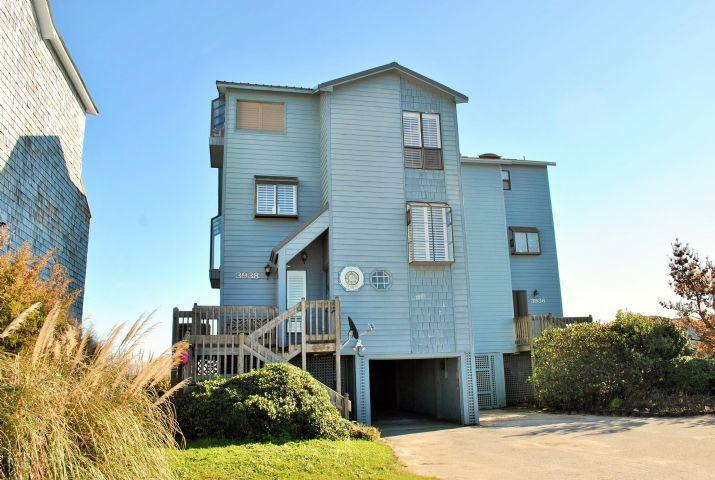 Front - North Pointe - North Topsail Beach - rentals