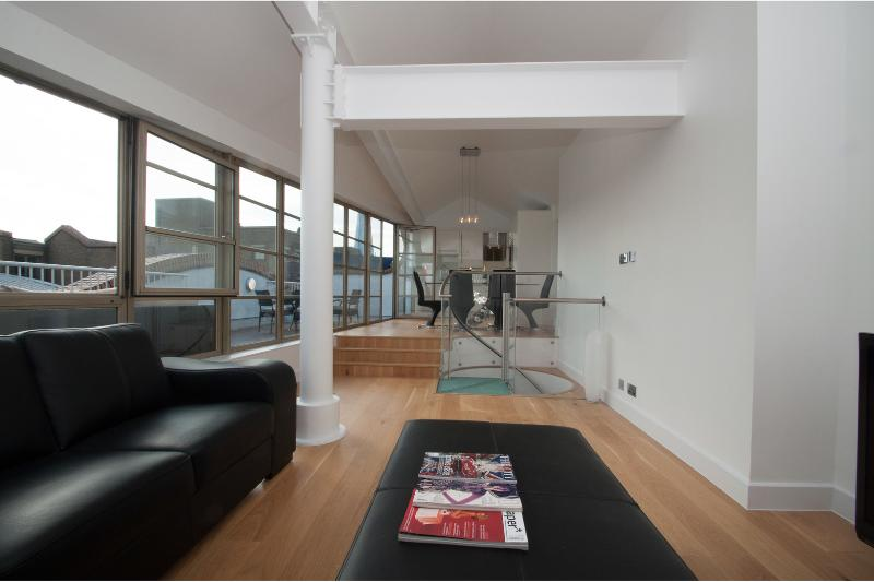 Luxe Penthouse - Image 1 - London - rentals