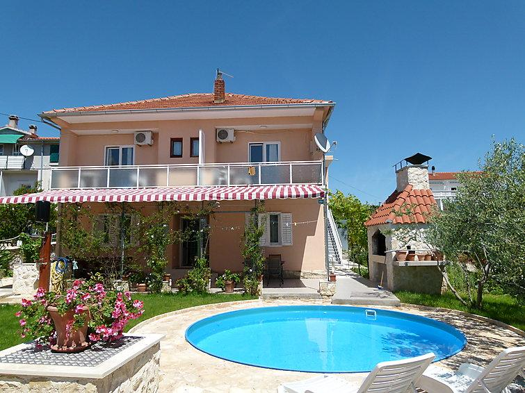 8 bedroom Villa in Vodice Tribunj, Central Dalmatia, Croatia : ref 2021634 - Image 1 - Tribunj - rentals