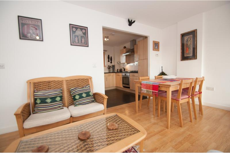 Top of the World, White Lion Street, 2 bed penthouse, Islington - Image 1 - London - rentals