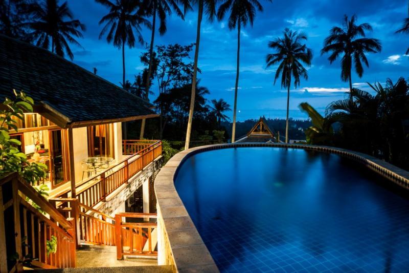 Villa Liu , Koh Samui - Image 1 - Ban Bang Makham - rentals