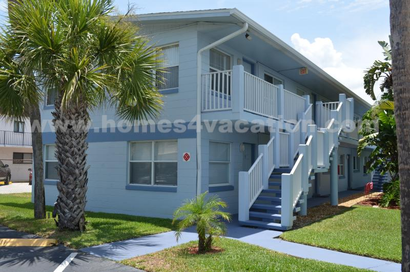 Building - Beautiful Beach Side Condo, Just 45 min to Orlando - Cape Canaveral - rentals