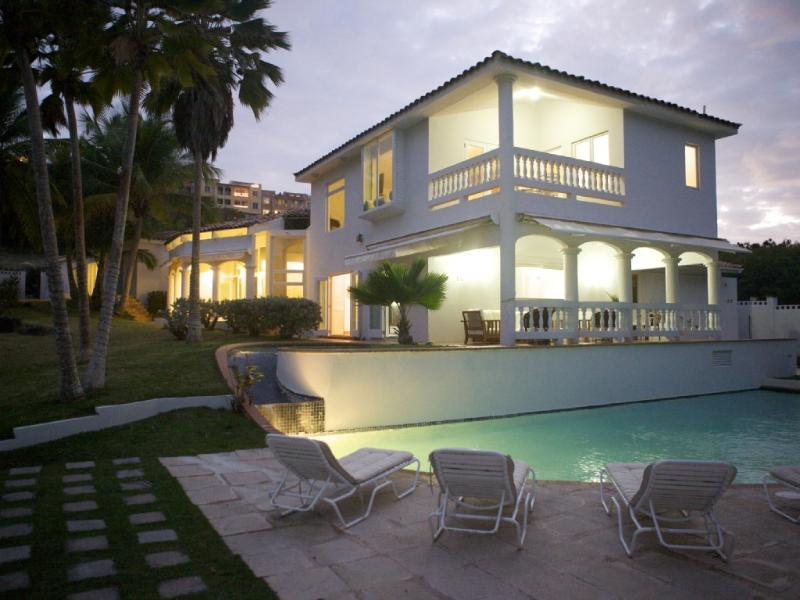 Stunning Beach House with Beach Front Access - Image 1 - Humacao - rentals