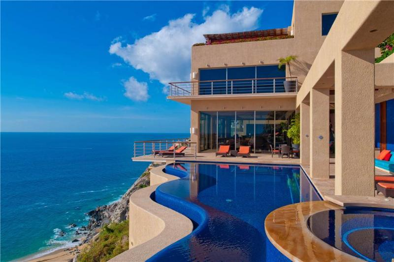 Oceanfront Perfection - Villa Bellissima* - Image 1 - Cabo San Lucas - rentals