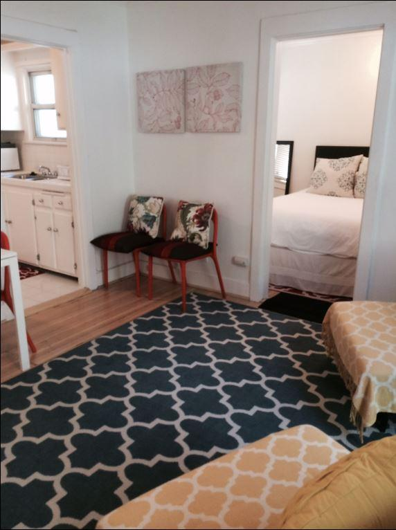 West Hollywood #2 Cute1 Bedroom Apartment with Patio (4696) - Image 1 - West Hollywood - rentals