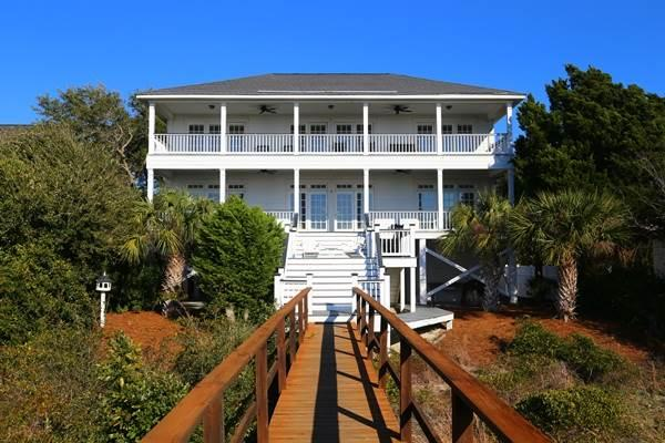 "3310 Palmetto Blvd - "" The Great Escape"" - Image 1 - Edisto Beach - rentals"
