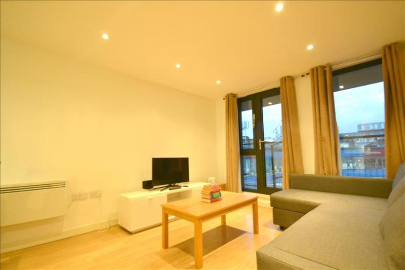 Fantastic Two Bed Apartment at MyBase Borough - Image 1 - London - rentals
