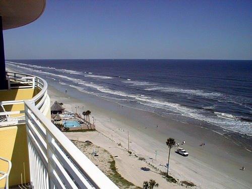 View From Balcony - Ocean Walk Resort - June Weeks start at  1200 - Daytona Beach - rentals