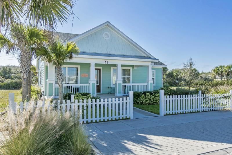 HOME IN BEACHSIDE COMMUNITY - Image 1 - Palm Coast - rentals