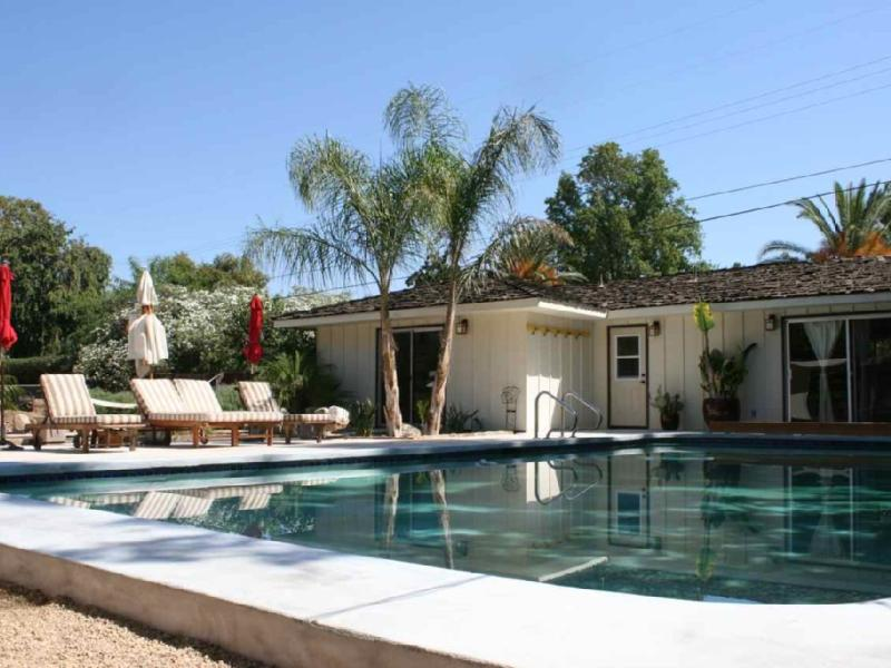 Steps Away from the Ojai Valley Inn - 30day rental - Image 1 - Ojai - rentals