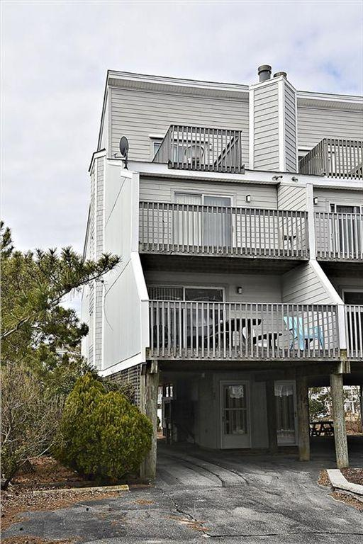 4 bedroom, 2.5 bath, ocean view home - 1 block to the beach! - Image 1 - Bethany Beach - rentals