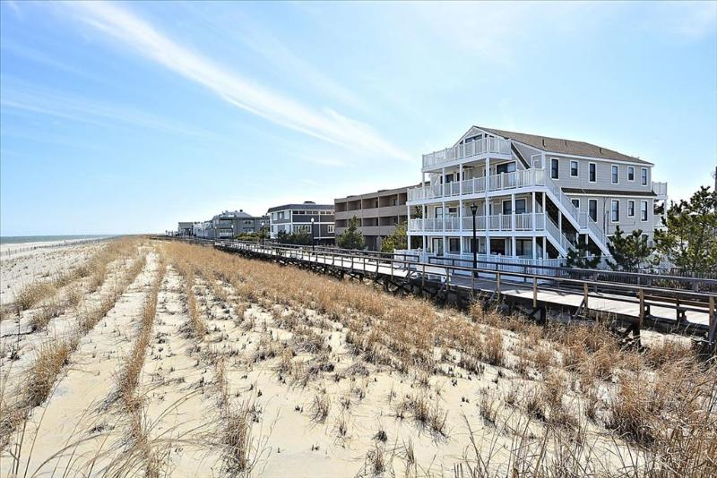 Oceanfront 1 bedroom apartment on the boardwalk! - Image 1 - Bethany Beach - rentals