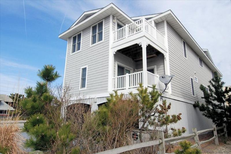 Large 8 bedroom ocean view home just steps to the beach. - Image 1 - Bethany Beach - rentals