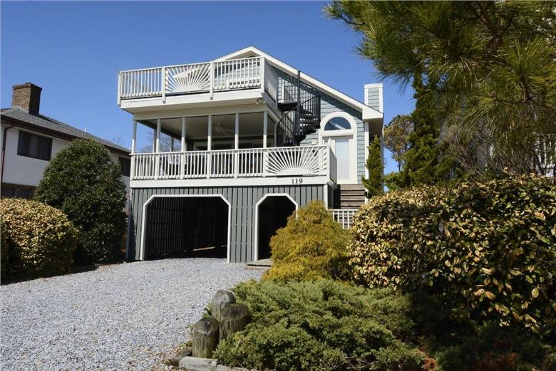 Less than a block to the Ocean - 6 bed, 4.5 bath home - Image 1 - Bethany Beach - rentals