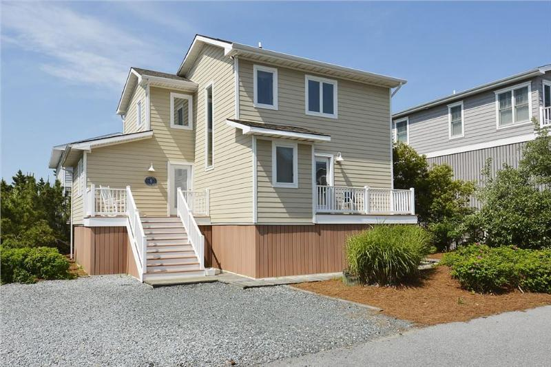 Bright 4 bedroom home with 2 private master suites. 3rd home from the beach! - Image 1 - South Bethany Beach - rentals