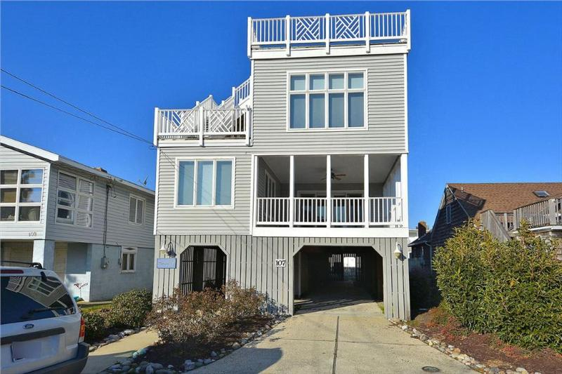 Lovely 6 bedroom ocean block home. Close to the boardwalk! - Image 1 - Bethany Beach - rentals