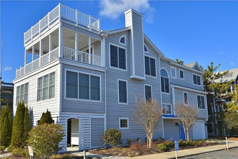 Terrific 6 bedroom ocean view home with elevator - Image 1 - Bethany Beach - rentals