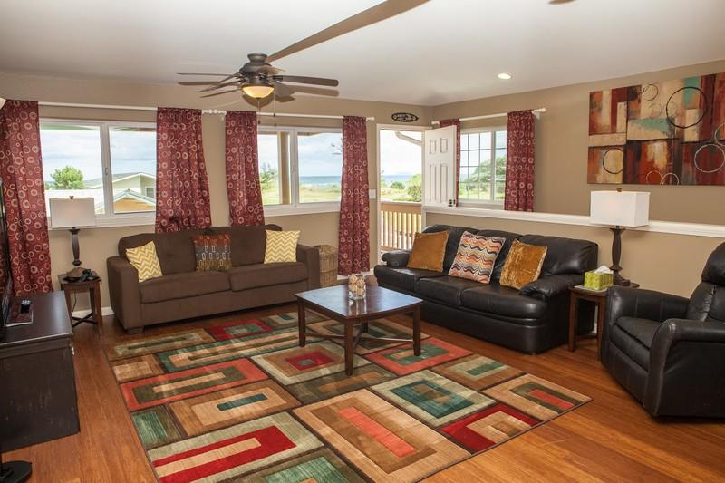 Ocean Views! - Ocean Vista House(5bd)-Last Min Christmas discount - Laie - rentals