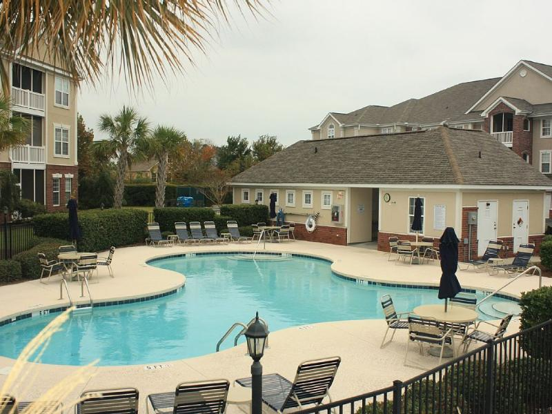 Harbor Cove pool directly across from your condo - Gorgeous 3BR/2BA luxury villa!!! Great Rates! - North Myrtle Beach - rentals