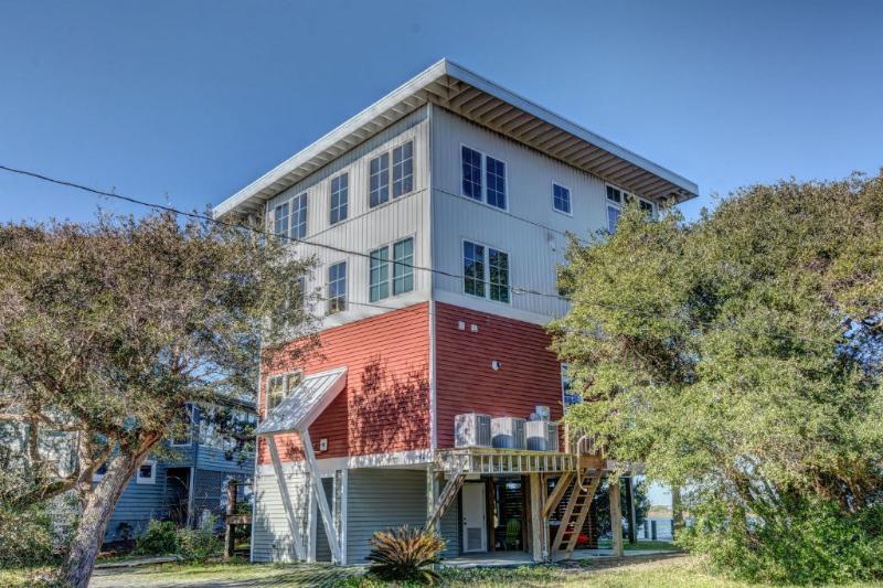 The Live Oak - 421 Fields Avenue - Topsail Beach - rentals