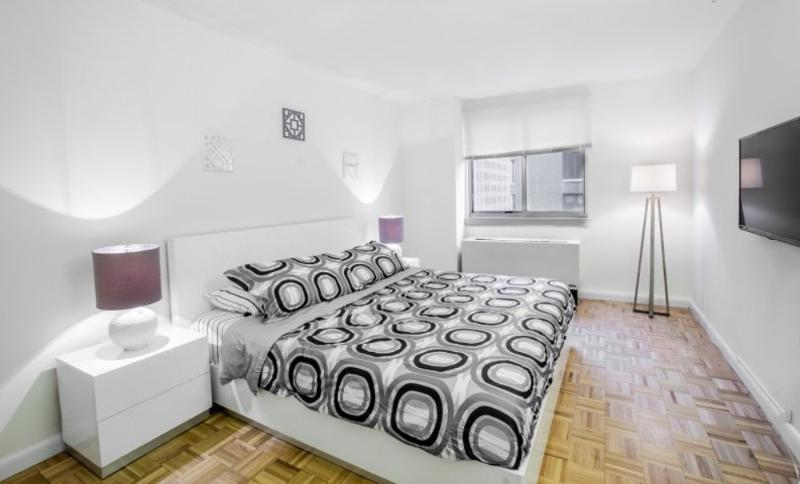 Furnished 1-Bedroom Apartment at Tunnel Entrance St & E 38th St New York - Image 1 - New York City - rentals