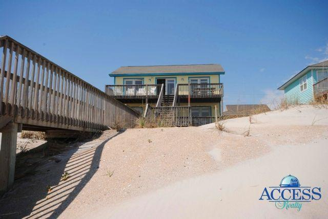 Amazing Oceanfront Home - Miss Sandbridge - Topsail Beach - rentals