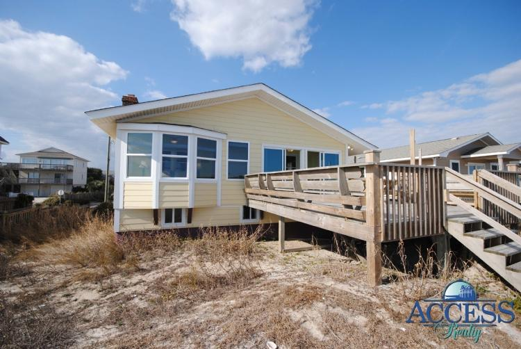 Oceanfront Barefoot Lady - Barefoot Lady - Surf City - rentals