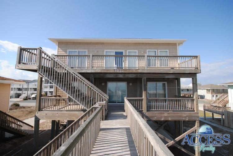 Dreams Come True - Oceanside - Dreams Come True - Topsail Beach - rentals