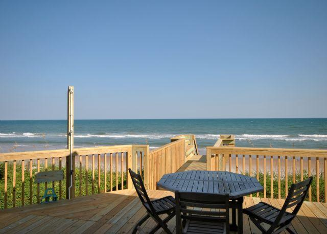 Oceanfront View - Sunny Dayz - Surf City - rentals