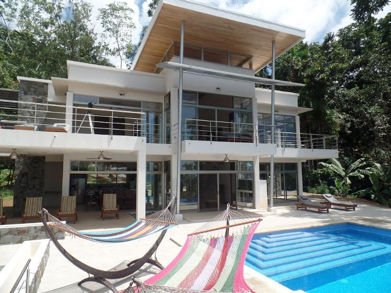 Beautiful Home High in the Rain Forest - Image 1 - Platanillo - rentals
