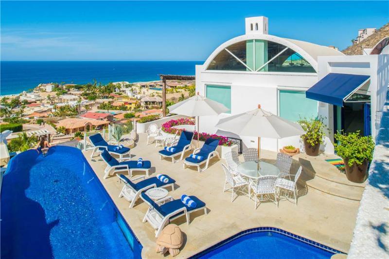 Splendid Ocean Views - Villa Cerca Del Cielo* - Image 1 - Cabo San Lucas - rentals
