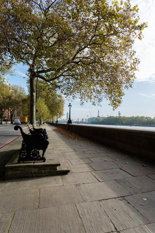 One-bed flat, Embankment gardens, Kensington - Image 1 - London - rentals