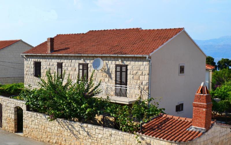 house - 35541  A1(4+1) - Supetar - Supetar - rentals