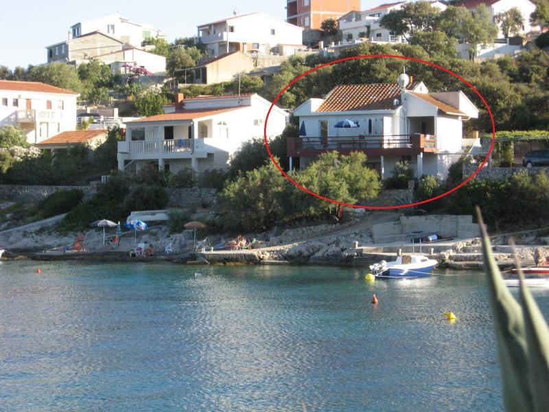 house - 2398 A1(4+1) - Cove Ostricka luka (Rogoznica) - Cove Kanica (Rogoznica) - rentals