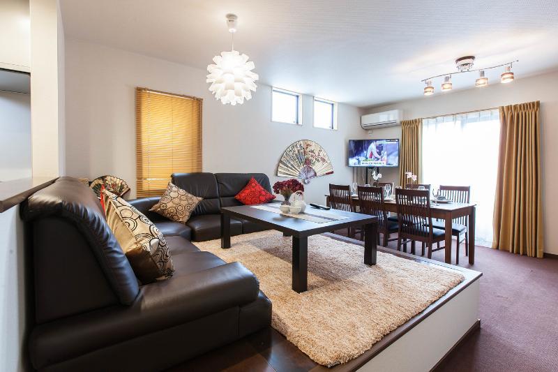Living Room - Dining Room - #7 - Kyoto - Arashiyama, Kawaramachi - Kyoto - rentals